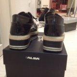 Осенние ботинки alba. Фото 4.