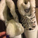 Зимние женские ботинки спортивного плана. Фото 2. Реутов.
