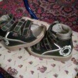 Ботинки ортопедические.. Фото 1.