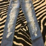 Женские джинсы 👖 26. Фото 1. Одинцово.