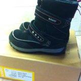 Ботинки зимние kavat. Фото 2.