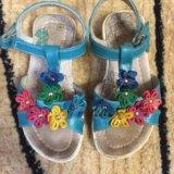 Детские сандали. Фото 1.
