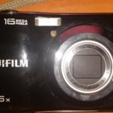 Фотоаппарат fujifilm 16 mega pixel. Фото 1.