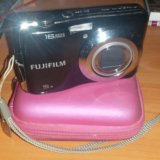 Фотоаппарат fujifilm 16 mega pixel. Фото 3. Новосибирск.