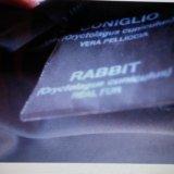 Стильная шубка-курточка из кролика. Фото 4.