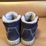 Экко ботинки ecco. Фото 3.