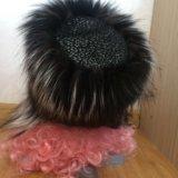 Зимняя шапка. Фото 3.