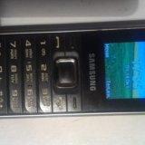 Samsung e1182 duos оригинал. Фото 1. Омск.