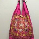 Этно-сумка на лето. Фото 1.