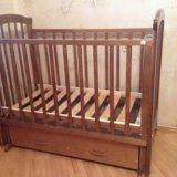 Детская кроватка. Фото 1. Новочеркасск.