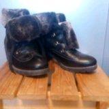 Женские ботинки. Фото 2.