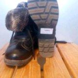 Женские ботинки. Фото 1.