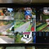 Монтаж систем видеонаблюдения. Фото 1.