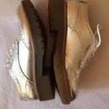 Металлизированные туфли. Фото 1. Нижний Новгород.