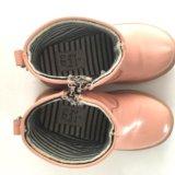 Детские ботиночки zara. Фото 3.