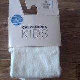 Колготки детские calzedonia ваниль 86-92. Фото 1.