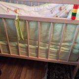 Детская кровать. Фото 1. Подольск.