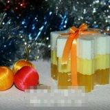 Новогодний подарок - мыло ручной работы. Фото 3.