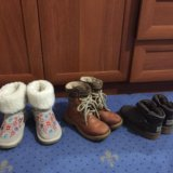 Обувь зима торг. Фото 1.
