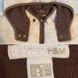 Куртка h&m 74 размер. Фото 3.