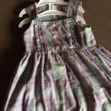Платья на возраст 1-2 года. Фото 2. Строитель.