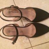 Замшевые туфли 🌟. Фото 1.