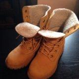 Ботинки timberland. Фото 2.