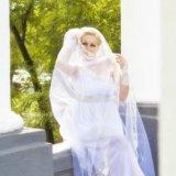 Свадебное платье!фата,перчатки!. Фото 3. Краснодар.