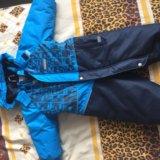 Детский комбинезон зимний kerry. Фото 3.