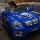 Машина на аккумуляторе. Фото 3.