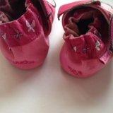 Adidas пинетки новые кожаные. Фото 2. Санкт-Петербург.