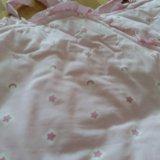 Бортики в кроватку и балдахин. Фото 2.