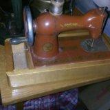 Децкая кукальная швейная машинка ссср. Фото 1. Бежецк.