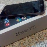 Apple 5s 32г. Фото 1.