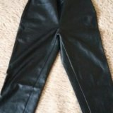 Кожаные штаны. Фото 1.