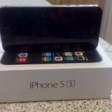 Apple 5s 32г. Фото 3.