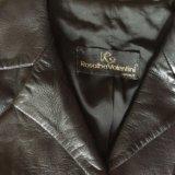 Женское, итальянское пальто из натуральной кожи. Фото 3. Москва.