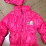 Куртка детская зимняя. Фото 4.
