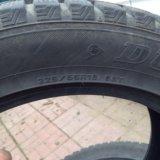 Резина зимняя шипованные dunlop 225/55 r18. Фото 3.