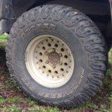 Колёса cooper stt new 33x12.5 r15 на ковке 5шт. Фото 2. Клин.