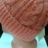 Зимние и осенние шапочки ручной работы. Фото 2.
