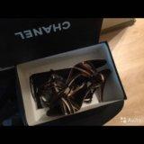 Chanel оригинальные туфли шанель. Фото 1.