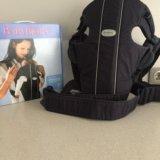 Рюкзак переноска babybjorn. Фото 3. Видное.