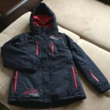 Новая горнолыжная куртка 44-46. Фото 1.