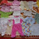 Детские вещи от рождения до 3 лет. Фото 2.