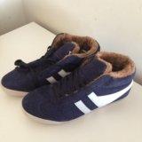 Зимние кроссовки, новые. Фото 2.