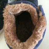 Зимние кроссовки, новые. Фото 3.