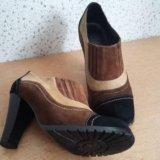 Туфли натуральная замша!. Фото 2.