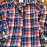 Рубашка на подростка 44-46р. Фото 1. Краснодар.