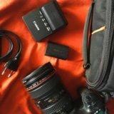 Фотоаппарат canon 5d mark lll body. Фото 1.